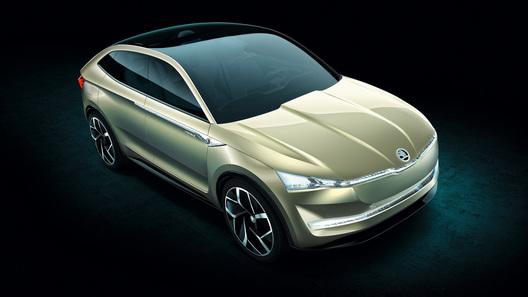 Компания Skoda рассказала о своих будущих электромобилях