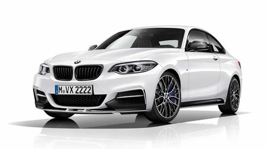 Купе BMW 2 серии откроет парад спецверсий для других моделей