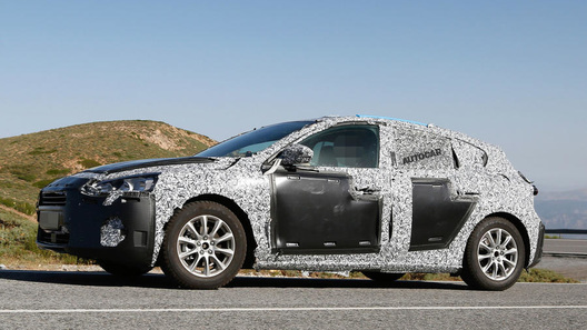 Премьеру Форд Focus обновленного поколения перенесли намесяц
