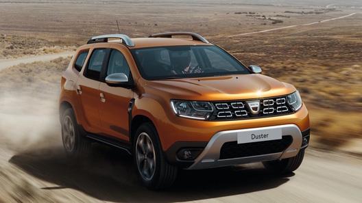 Новый Renault Duster по пути в Россию лишился одного цилиндра и получил турбину
