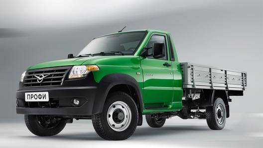 УАЗ начал продажи коммерческой модели «Профи»