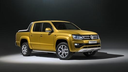 С русского рынка отзовут 137 пикапов VW Amarok из-за утечки масла