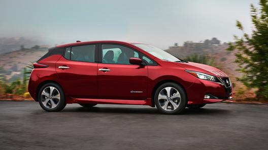 Продажи подержанных электромобилей вРФ увеличились втри раза