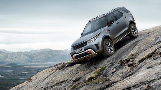 Land Rover планирует еще больше экстремальных версий