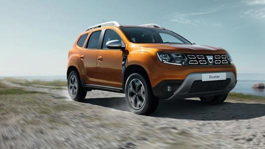 Новый кроссовер Renault для России будет крупнее «Каптюра»
