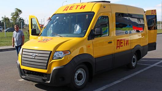УАЗ готовит новый микроавтобус