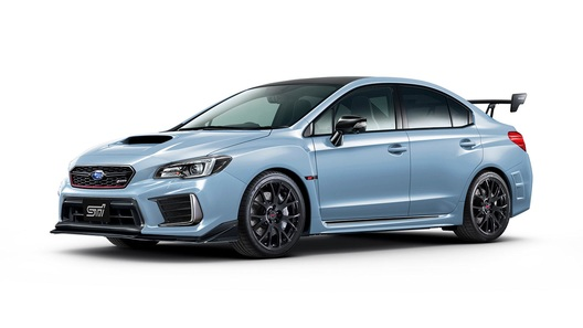 Subaru подготовила