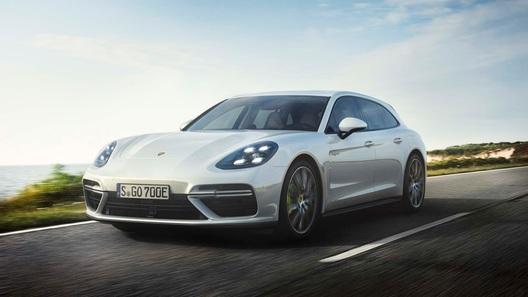 Porsche выпустила умопомрачительно быстрый универсал
