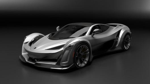 Anibal Automotive создаст собственный спорткар набазе Порше 911 Turbo S