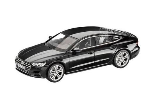 Рассекречен дизайн обновленного поколения фастбека Ауди A7 Sportback