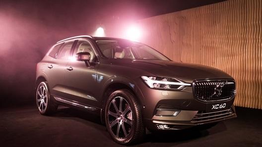 Объявлена базовая цена нового Volvo XC60 в России