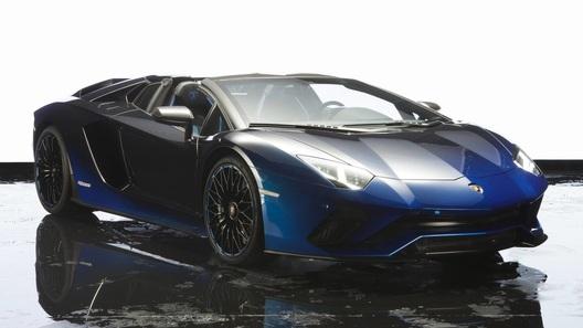Lamborghini представила юбилейную спецверсию Aventador SRoadster для Японии