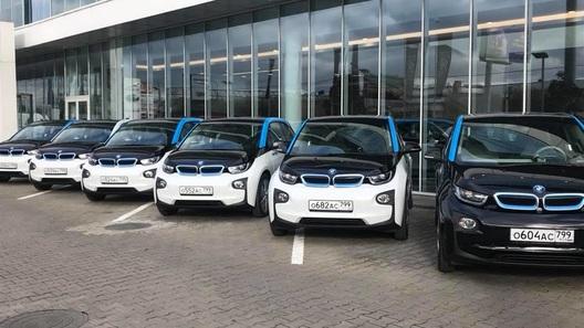 Каршеринг-сервис YouDrive запустит аренду электромобилей за 1 000 руб. вчас