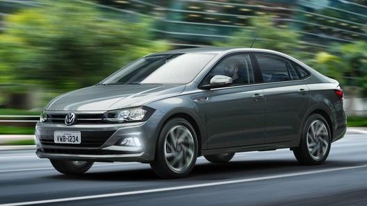 Официально представлен новейший седан Volkswagen Polo
