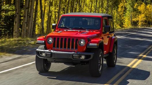 Культовый Jeep Wrangler приедет вЕвропу смаленьким дизелем