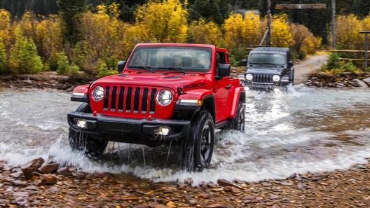 Названы российские цены на новый Jeep Wrangler