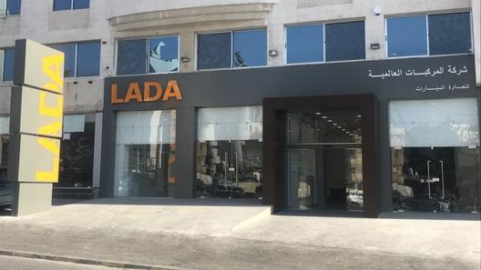 Российские Lada будут продаваться в Иордании