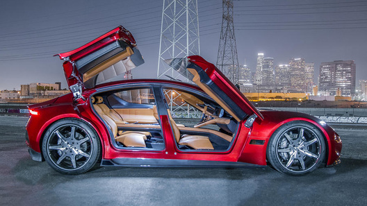 Хенрик Фискер рассекретил «убийцу» Tesla Model S с запасом хода 640 км