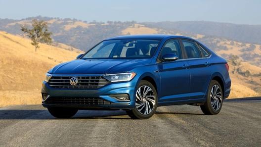 Новый Volkswagen Jetta едет в Россию с двумя двигателями