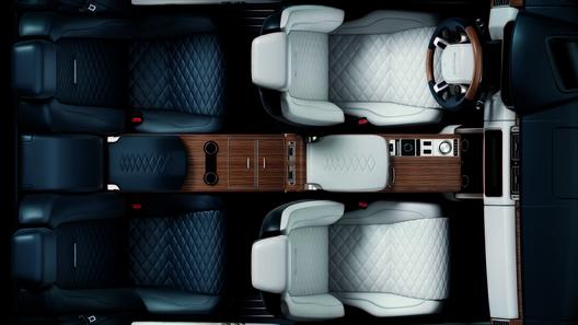 «Заряженный» Range Rover Velar SVR дебютирует осенью  этого года