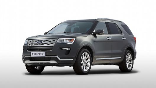 Обновленный Ford Explorer для России стал дешевле