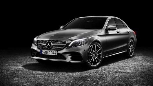 Mercedes-Benz обновил модель C-Class