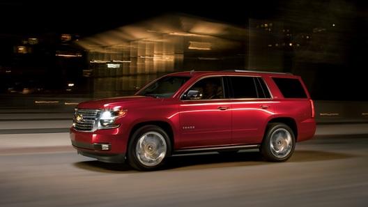 Стартовали российские продажи обновленного Chevrolet Tahoe