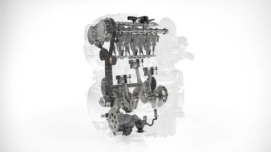Компания Volvo представила свой первый трехцилиндровый мотор