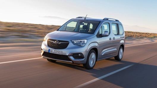 У компании Opel появился новый «каблучок» с французскими генами