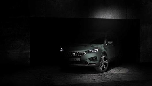Новый SUV от Сеат  может получить название Tarraco