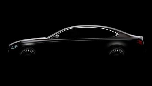 Новое поколение роскошного Kia Quoris появится в 2018 году