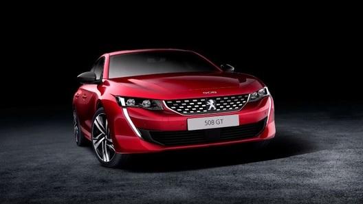 Новый Peugeot 508 представлен официально