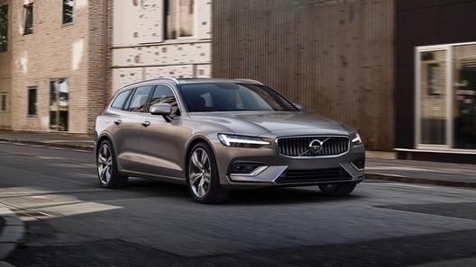 Компания Volvo представила новый универсал V60
