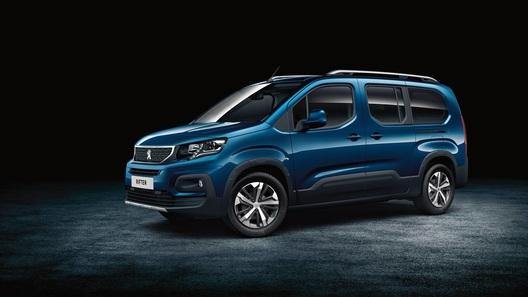 В модельном ряду Peugeot появился новый «каблучок»