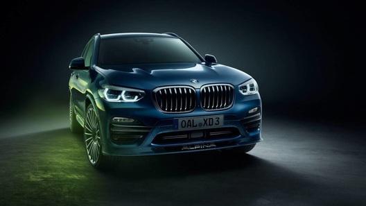 Alpina выпустила мощный дизельный кроссовер, который не захотела делать BMW