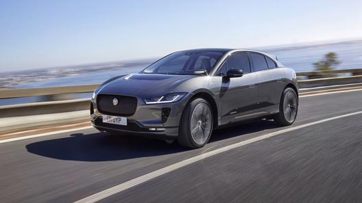 Электрокроссовер Jaguar I-Pace: старт продаж и цены в России