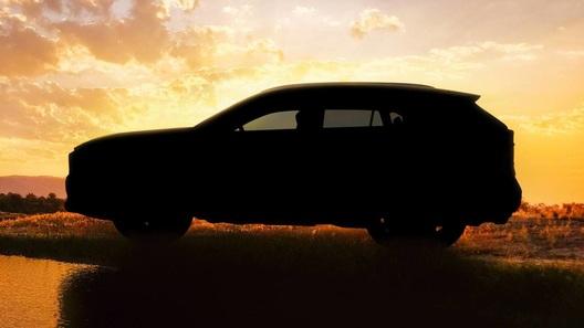 Toyota показала первое фото нового RAV4