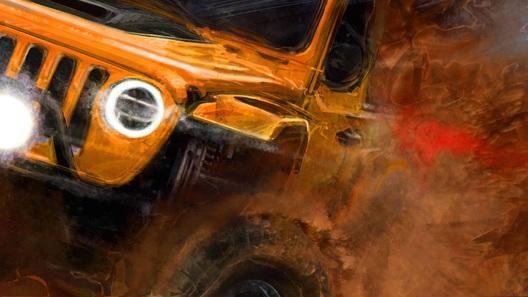 """Jeep готовит """"прокаченные"""" Wrangler для """"Пасхального сафари"""""""