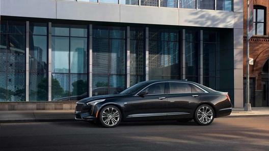 Cadillac обнародовал российские цены на большой седан CT6