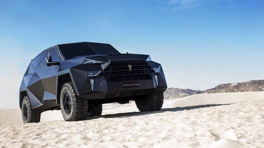 Представлен самый дорогой вмире вседорожный автомобиль