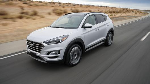 Обновленный Hyundai Tucson доберется до России