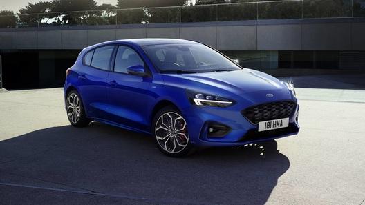 Новое поколение Ford Focus представлено официально
