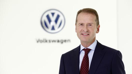 У концерна Volkswagen сменился руководитель