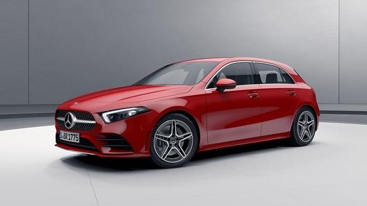 Новый Mercedes-Benz А-Класса: российские цены
