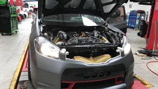 Тюнеры превратили Nissan Qashqai в убийцу суперкаров