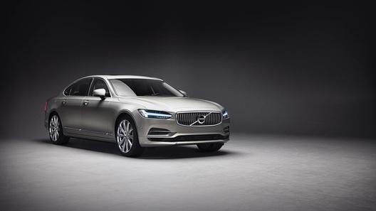 Volvo представила седан, в котором можно управлять атмосферой