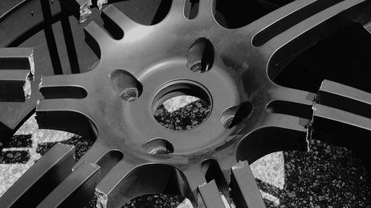 Более четверти алюминиевых колесных дисков в России признаны опасными
