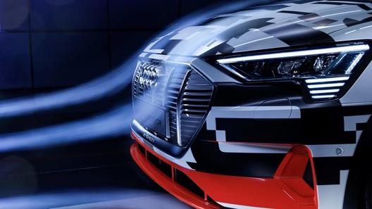 Новый кроссовер Audi получит
