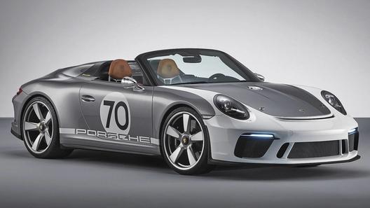 Porsche готовится к премьере очень крутой версии 911