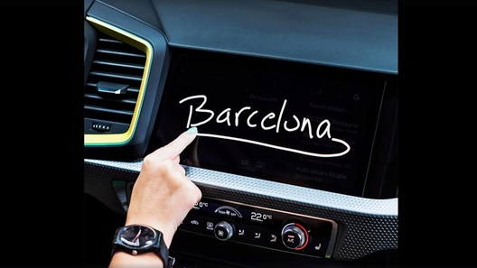 Audi показала новое поколение хетчбэка Audi A1 на коротком тизере